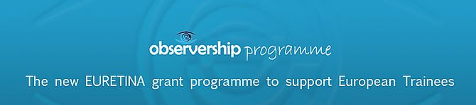 EURETINA Observership Programme: vision-research eu - The