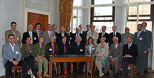 Participants of the European Vision Summit 2008