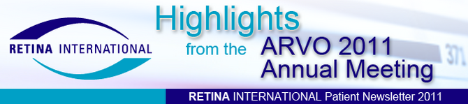 Image Retina International ARVO 2011 Highlights